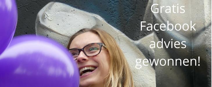 Winnaar Facebook actie bekend! Sylvie Bogaerts gefeliciteerd!