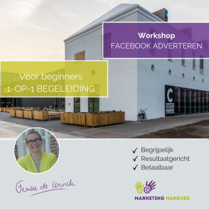 Workshop Facebook Adverteren voor Beginners