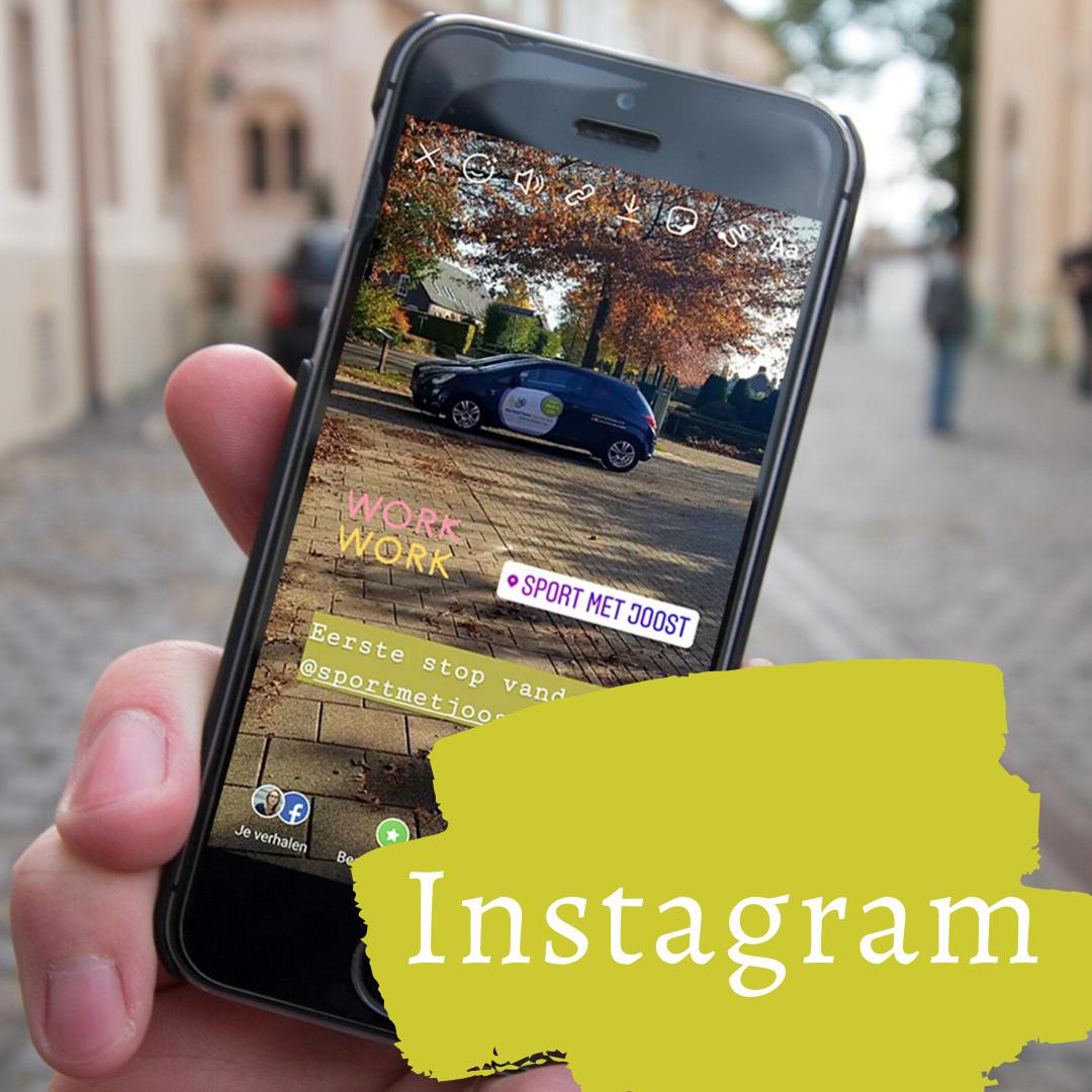 Instagram training zakelijk